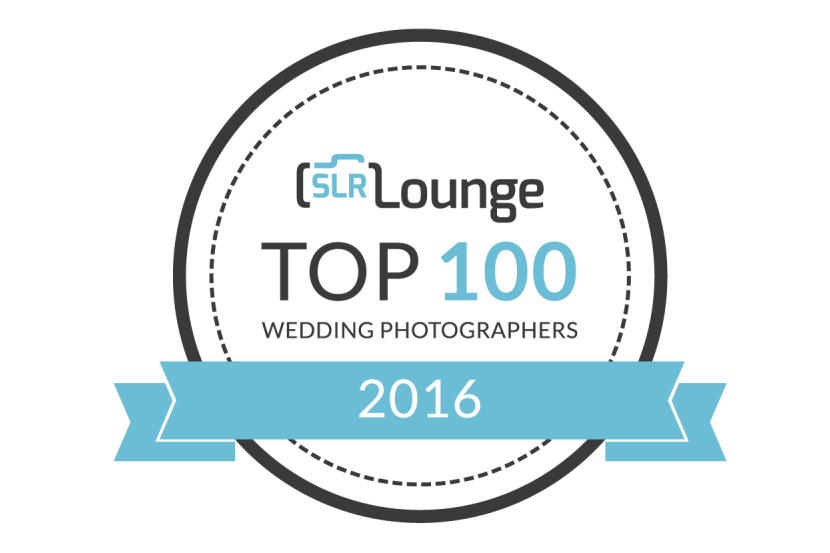 best 100 wedding photographers in US Canada 2016