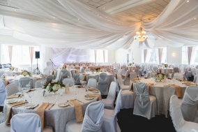 Three Bridges Banquet Hall Wedding